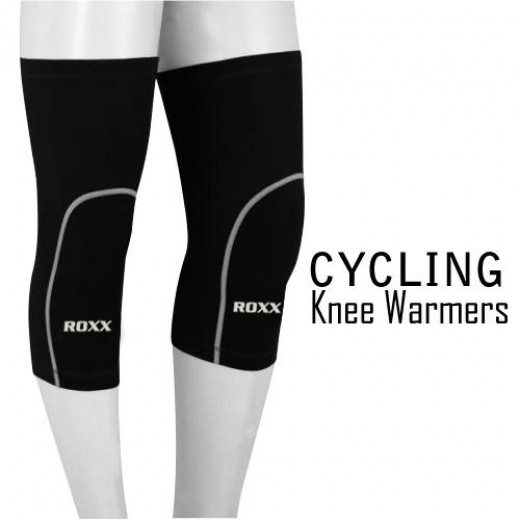 Cycling knee Warmer Winter Thermal Pair