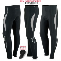Mens Cycling Trouser Cool-max® Padding Outdoor Cycle Tight Trouser ROXX Sports
